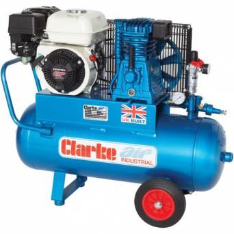 Clarke Portable Petrol Engine Driven Air Compressor XPP15/50